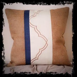"Designer Accent Pillow Cover 18"""